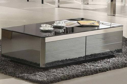 533 AE Glass Top Coffee Table