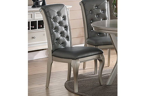 Gray Side Chair Port 1540