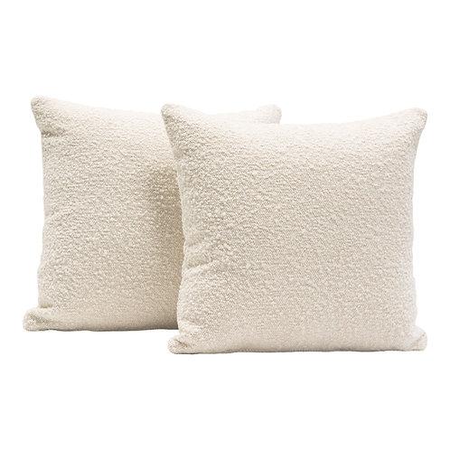 Dream Boucle Fabric Pillows