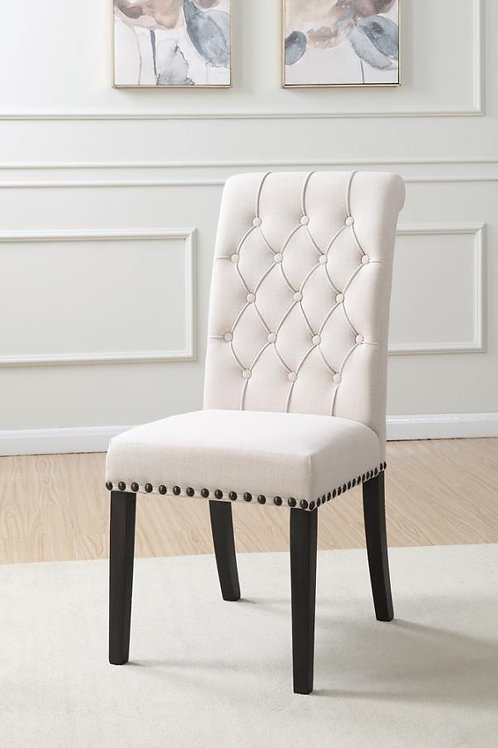Phelps Cali Beige Fabric Chair