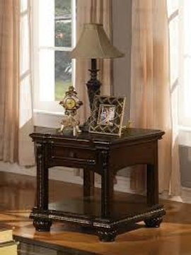 All Anondale End Table Cherry