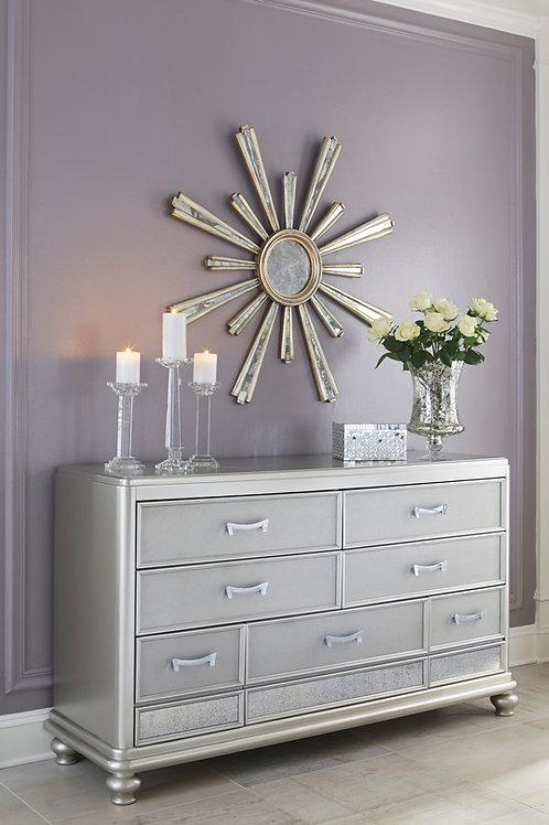 Coralayne Angel Silver Dresser
