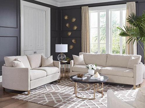 Corliss Cali Beige Sofa