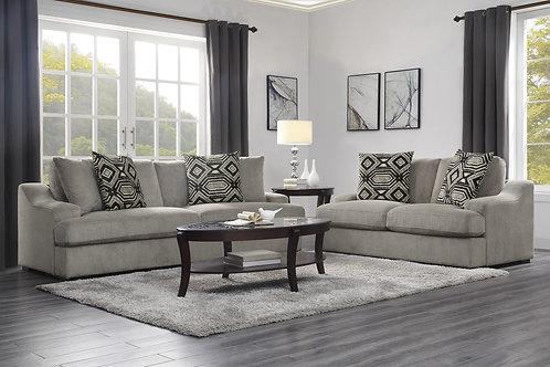 Henry Orofino Sofa Light Gray