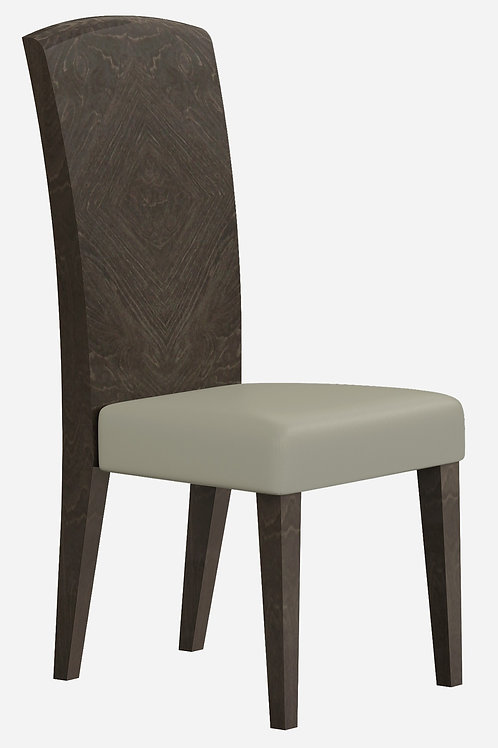 845 Geo Gray Dining Chair