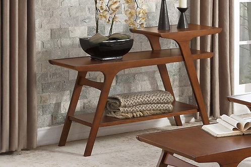 Saluki Henry Walnut Sofa Table