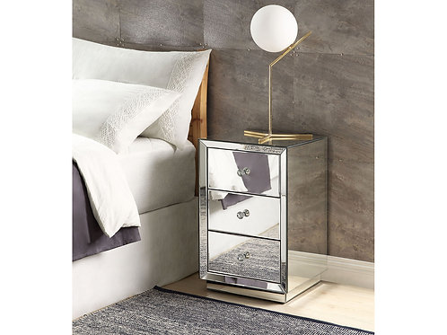 Glam All 97675 Mirrored Stand