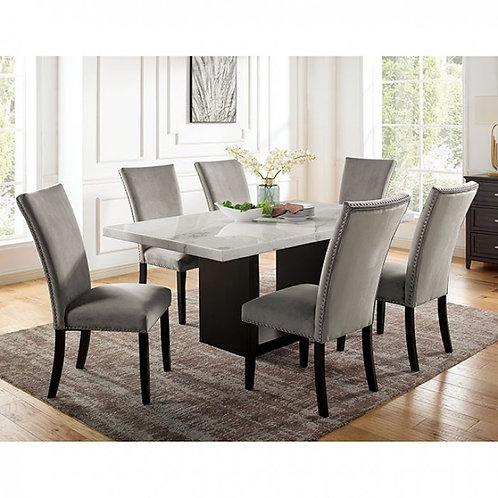 Kian Imprad Marble Top Dining Table