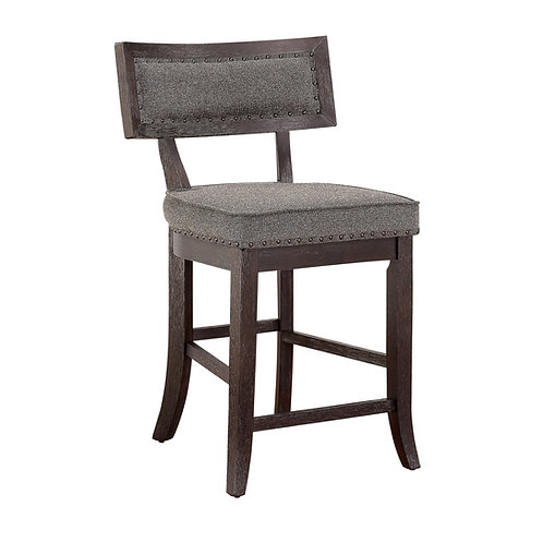 Oxton Henry Counter Height Fabric Chair