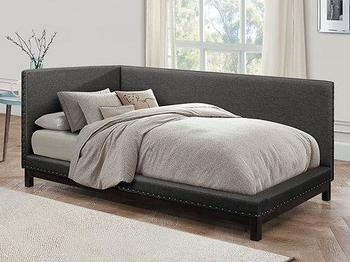 Portag Henry Twin Gray Daybed