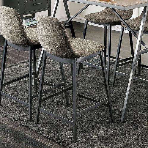 Brant Imprad Gray Counter Chair