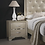 Thumbnail: Cali Beaumont Transitional Glam Champagne Night Stand
