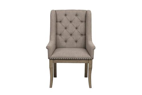 Vermillion Henry Arm Chair