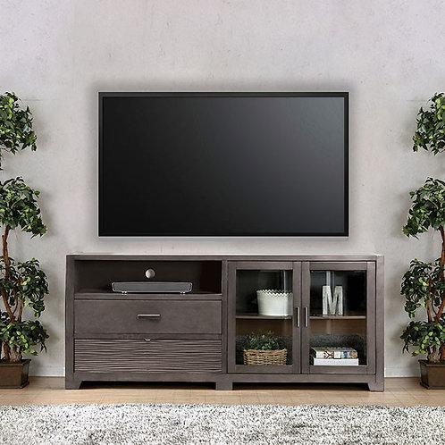 TIENEN Imprad Gray TV Stand