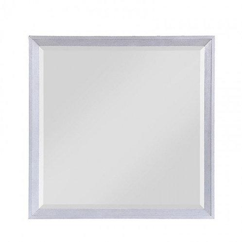 Aromas All White Oak Mirror