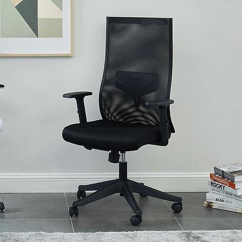 Orli Imprad Black Office Chair