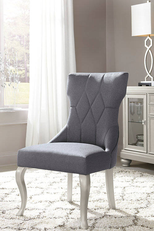Coralayne Angel Dark Gray Chair
