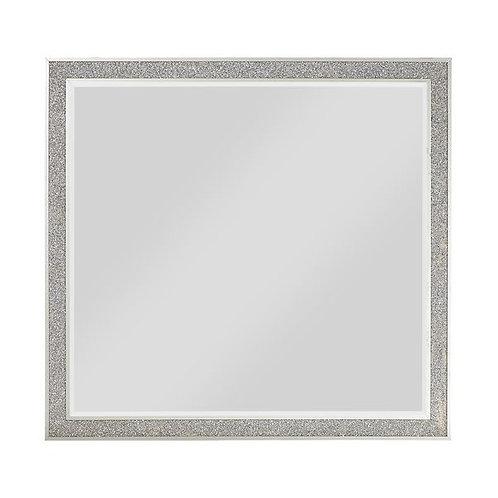 All Sliverfluff Glam Champagne Finish Mirror
