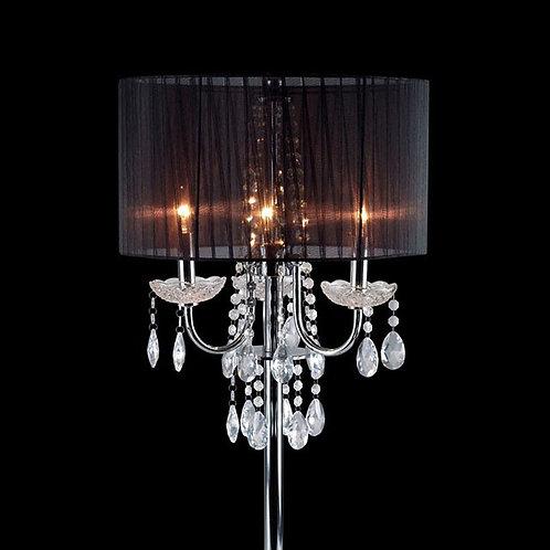 Jada Imprad Black Table Lamp