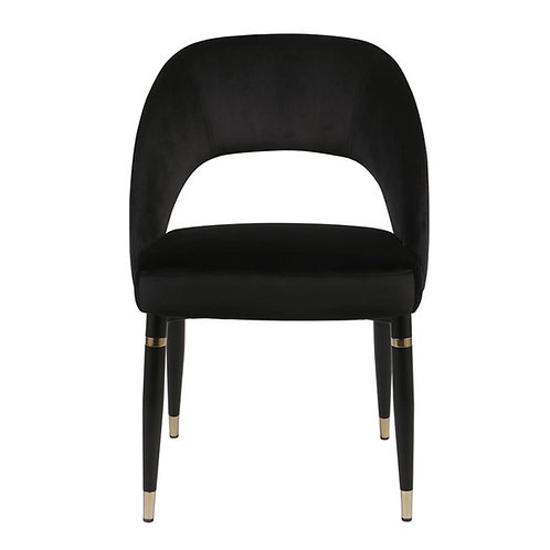 Lindsey Black Cali Dining Chair