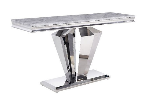 All 87223 Satinka Marble Top Sofa Table