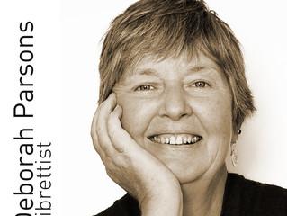 Women in War - Contemporary Opera Librettist Deborah Parsons - interview