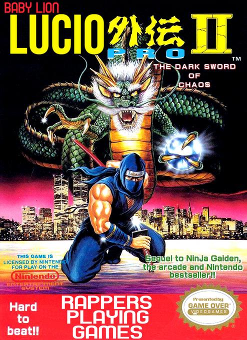 E106 - LucioPro x Ninja Gaiden II.png
