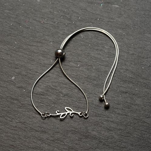 Leafy Branch Bracelet