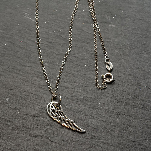 Angel Wing Jewellery Set