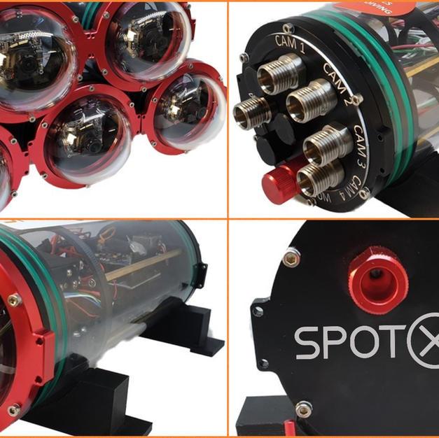 Spot X Multiple Cameras
