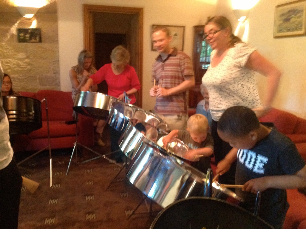 BIRTHDAY STEEL DRUM WORKSHOP