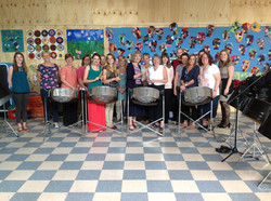 Team building Steel drum Workshop