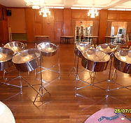 Steel Drum Workshop Hire