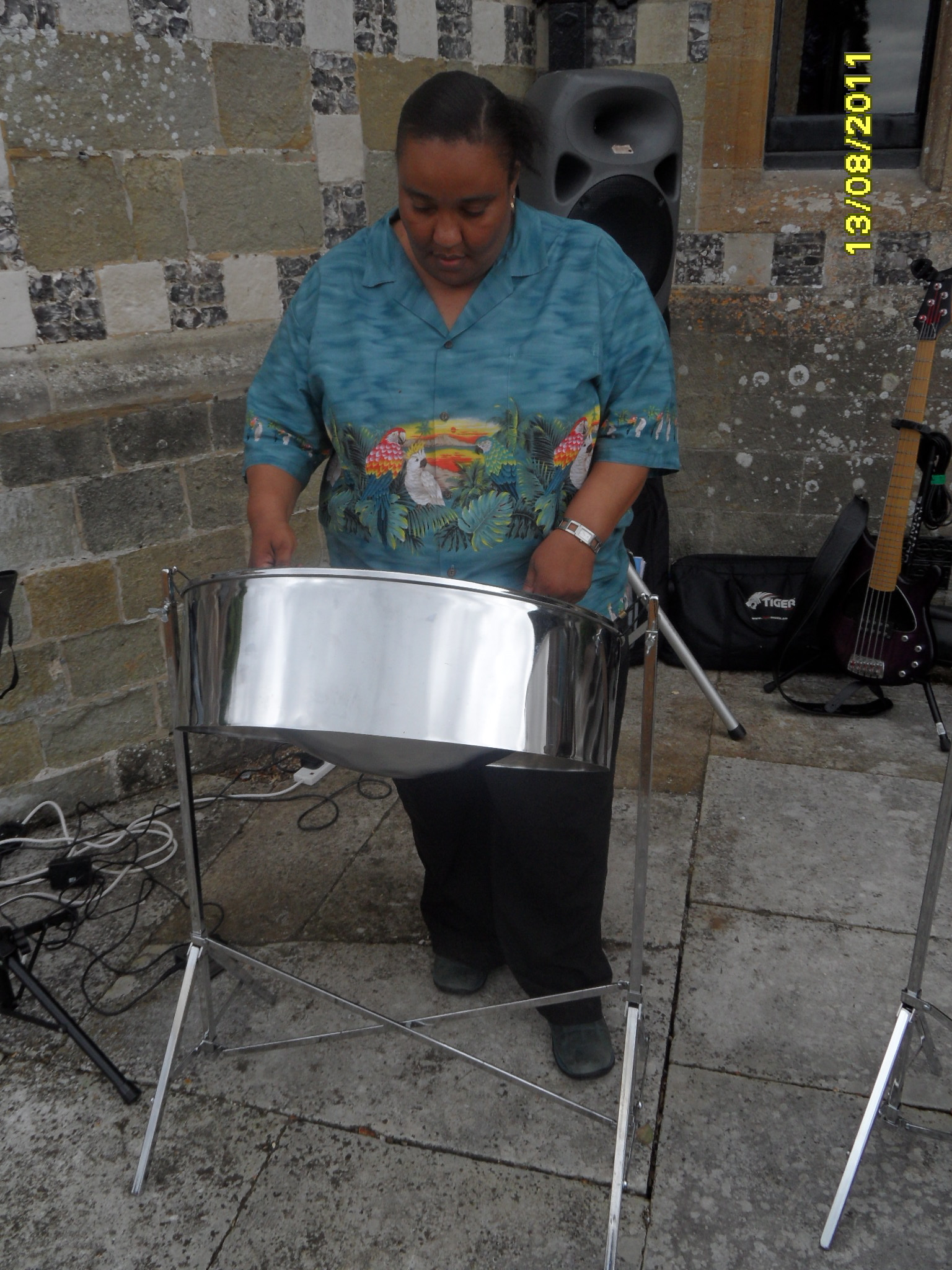 steel drum soloist sofia