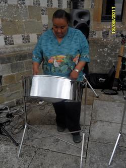 steel drum soloist sofia