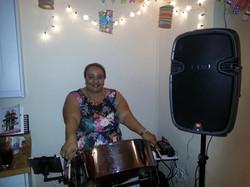 sofia steeldrum soloist
