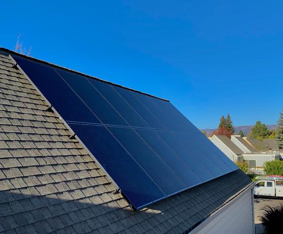 Sonoma Solar Installation