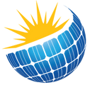 Logo for Fist Response Solar