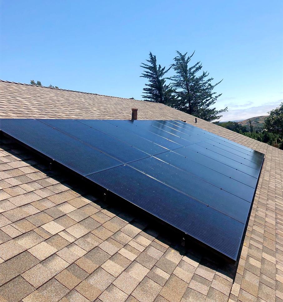 Sebastopol Solar Installation