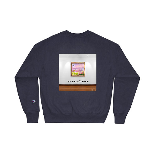 """Finally Home"" Champion Sweatshirt"
