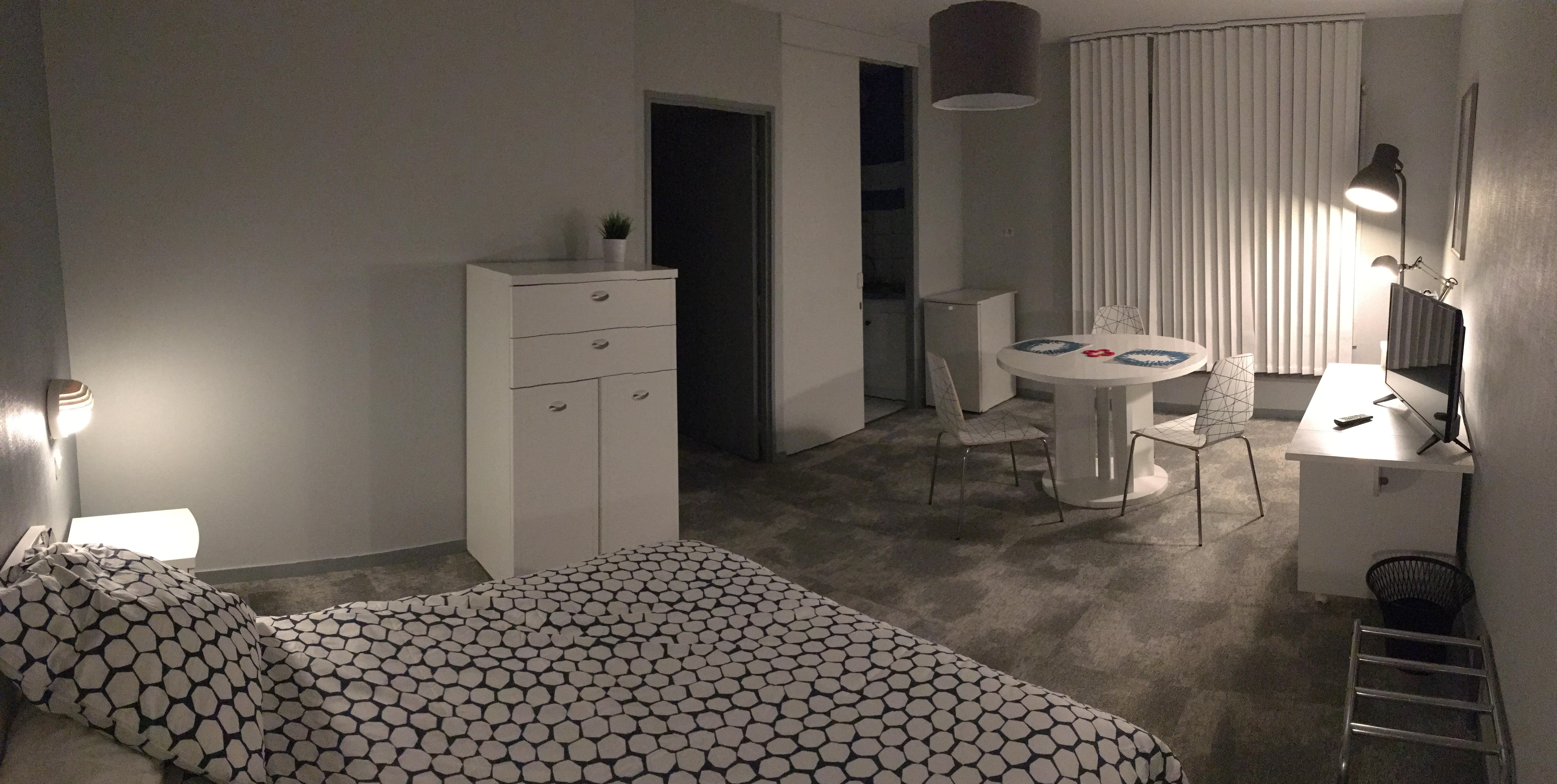 Appartement 25 de nuit