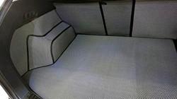 CX-5 立體10號 椅背+行李箱