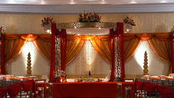 Mandap for Hindu Ceremony