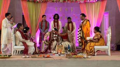 Hindu Ceremony at Andrew Mellon