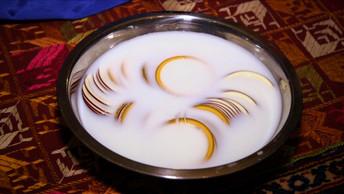 Choora in Milk