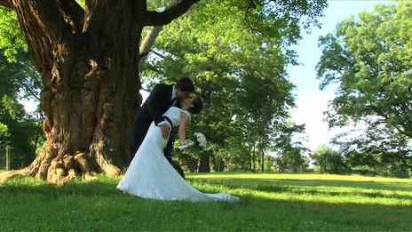 Bride Dip outside