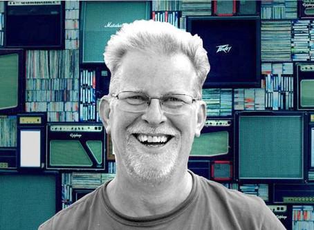 Ep. 38: Music Spotlight with Pete Mason