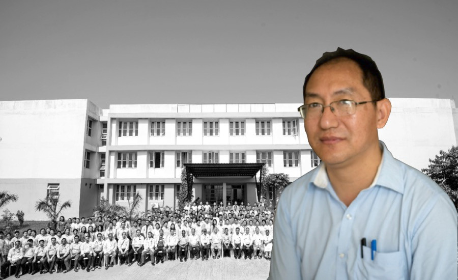 Dr. Sedevi and the Christian Institute of Health Sciences and Research