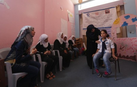 What Mental Health in Palestine Has Taught Me About Charity