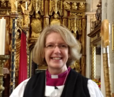 Ep. 7: The Bishop of Crediton in Conversation